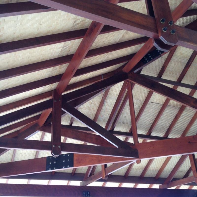 Caibro para telhado