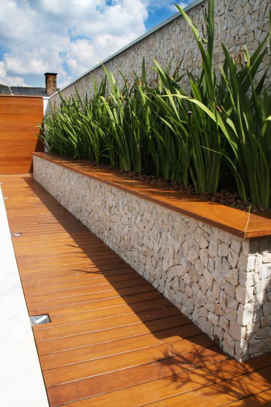 Deck de madeira orçamento