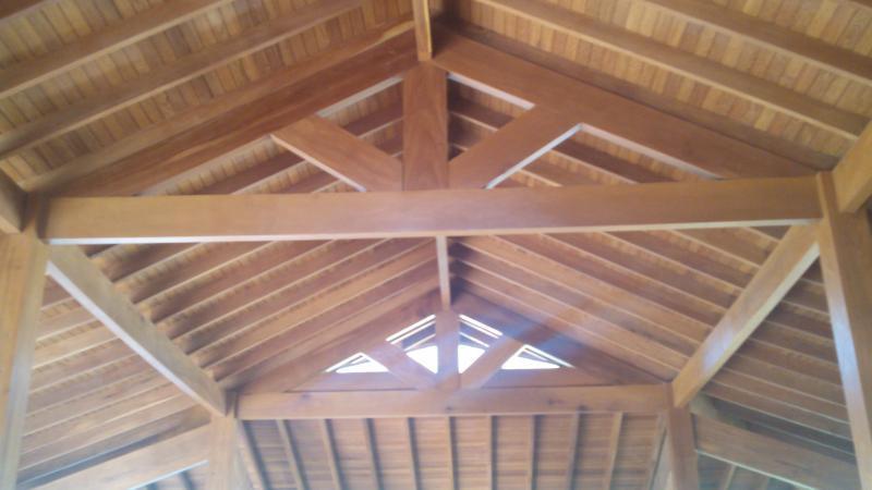 Madeira para telhado sp