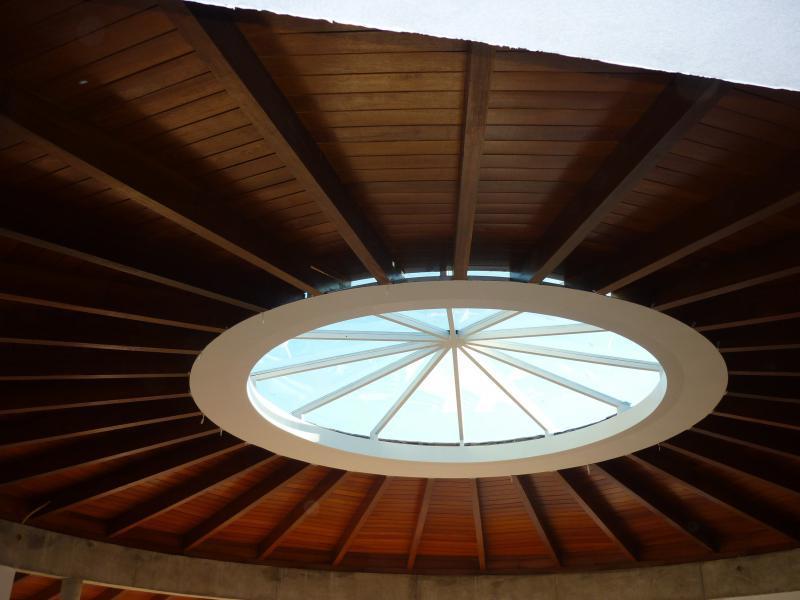 Madeireira para telhado