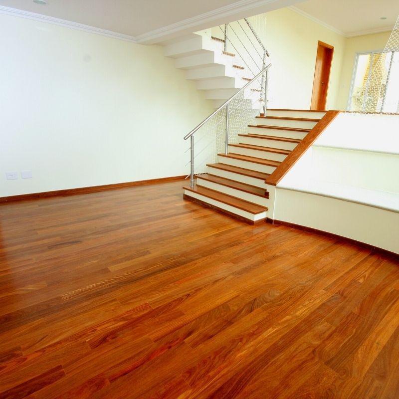 Orçamento piso de madeira