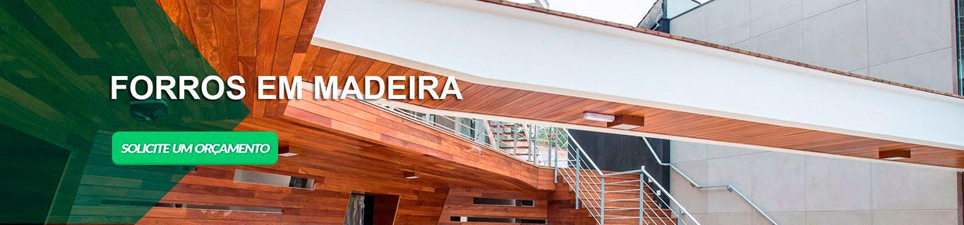 Forros de Madeira